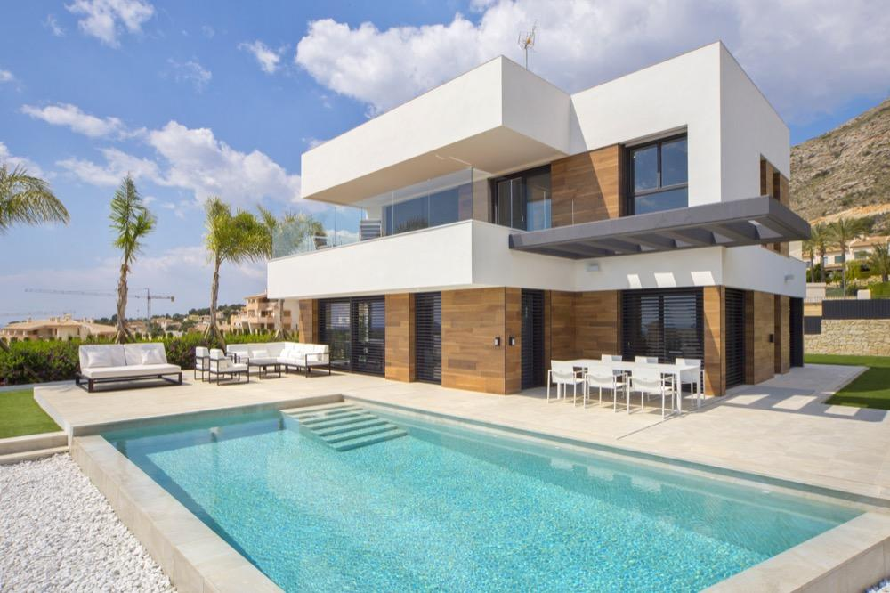 Villa for sale in Finestrat for € 890,000 (FINE0002)