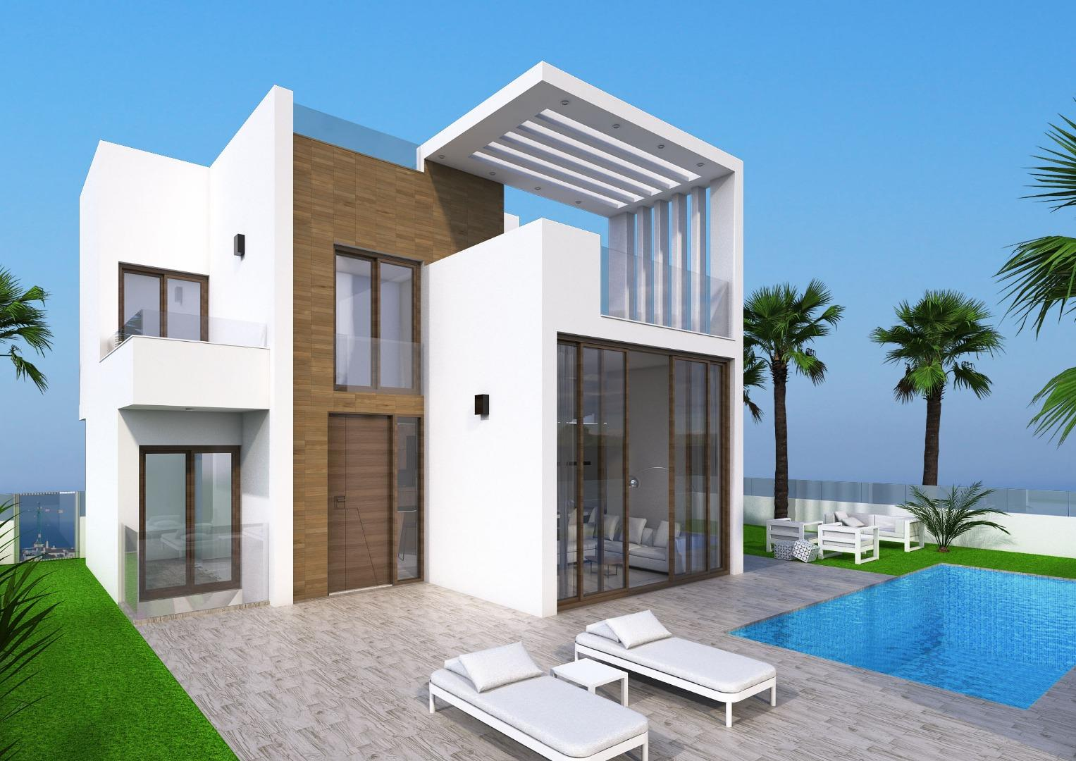 Villa for sale in Torrevieja for € 349,900