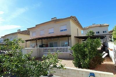 Semi-detached house, three bedrooms, for sale in La Nucia, Spain