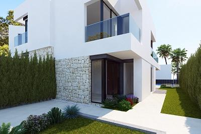 buy townhouse in spain