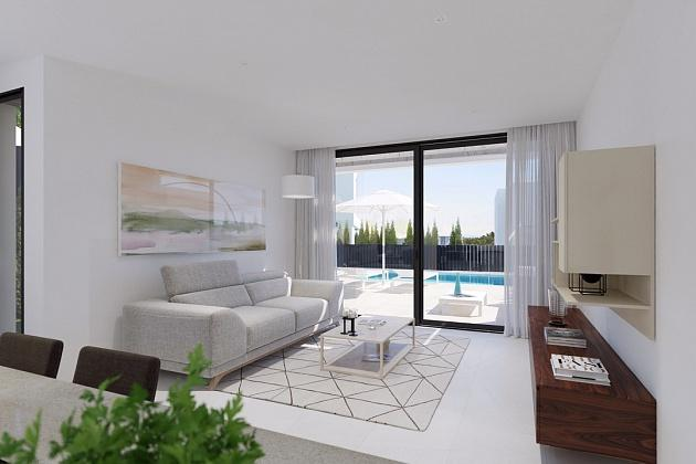 buy townhouse in costa blanca