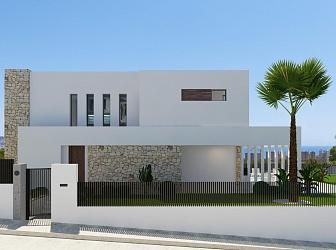 We're launching our new development of villas in Sierra Cortina: SEAVIEW 4