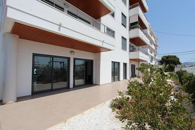 apartment in costa blanca