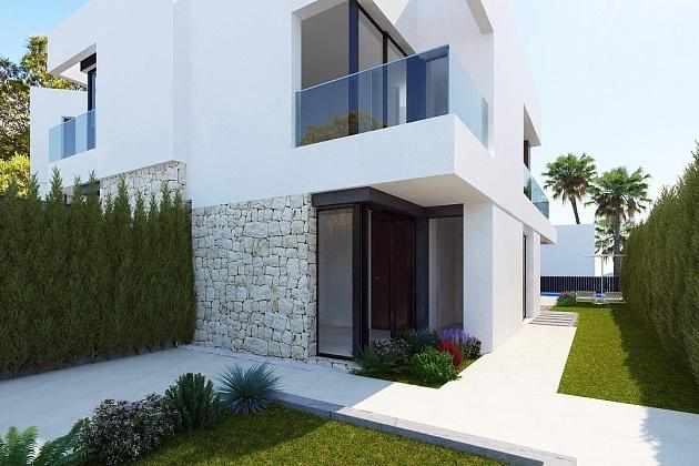 townhouse in costa blanca